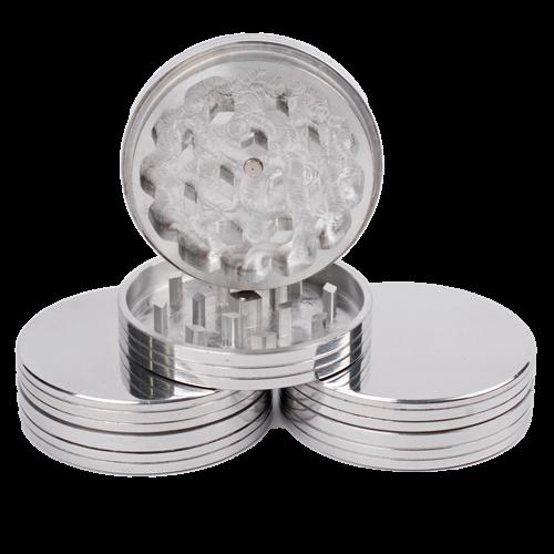 Metal grinder classic medium 2part