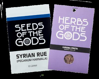 Mimosahuasca Kit | Syrian Rue & Mimosa Ayahuasca herbsMimosahuasca Kit | Syrian Rue & Mimosa Ayahuasca herbs