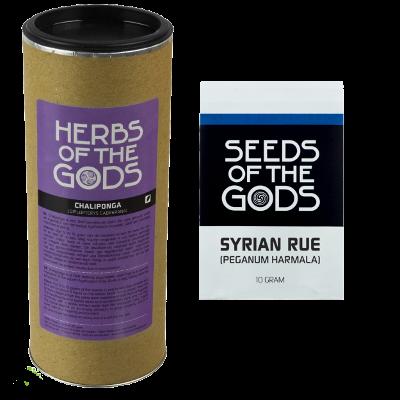 Intense Ayahuasca Herbs | Syrian Rue & Chaliponga
