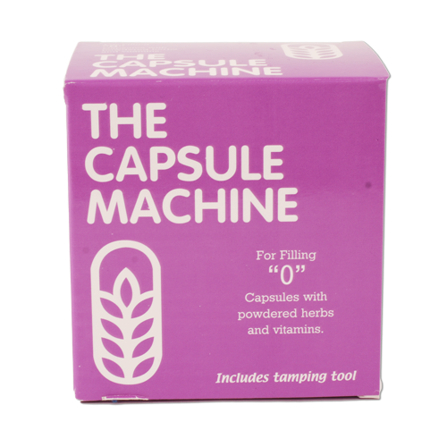 Capsule Machine | Size 0