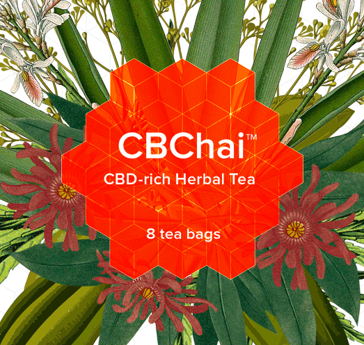 CBChai CBD-rich Herbal tea | CBDirective