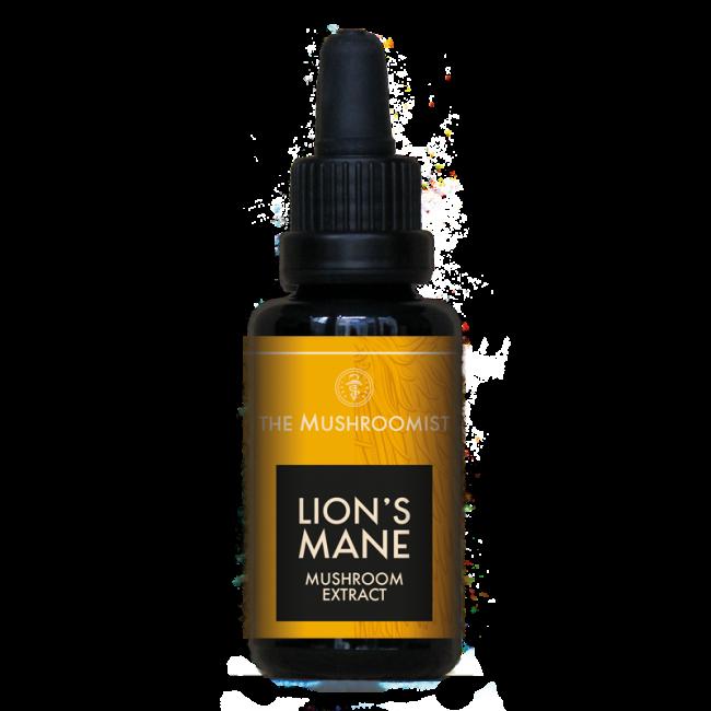 Lion's Mane Mushroom Extract | Hericium Erinaceus
