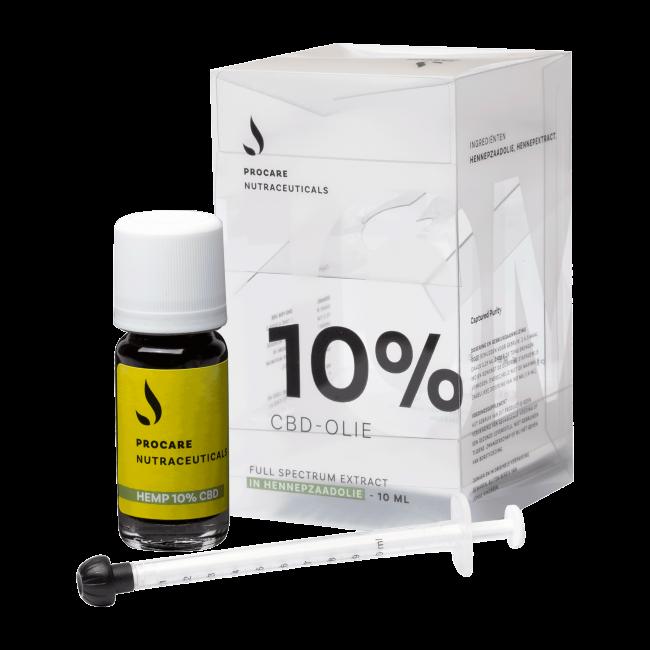 CBD Oil 10% | Procare Nutraceuticals